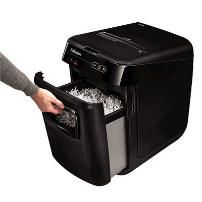AutoMax™ 200C Cross-Cut Shredder
