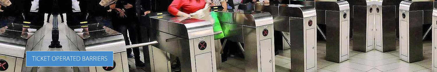 Ticket Operated Barrier Systems