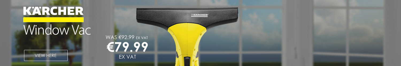 Karcher WV2 Premium Window Vac Window Washer 1.633-303.0