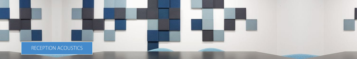 Reception Acoustic Wall Panels