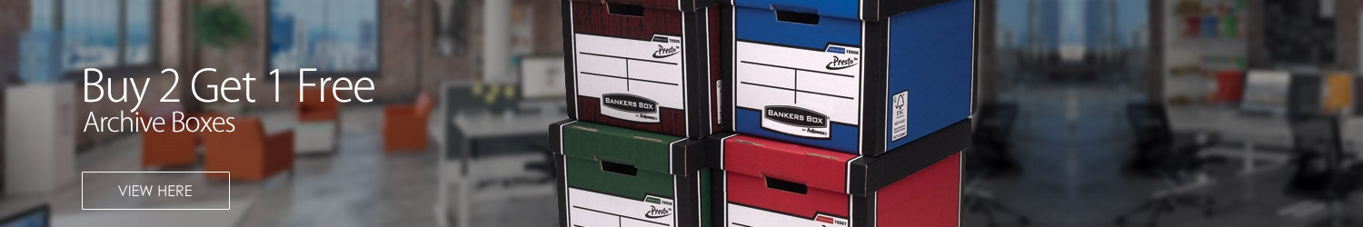 Archive Boxes - Special Offer