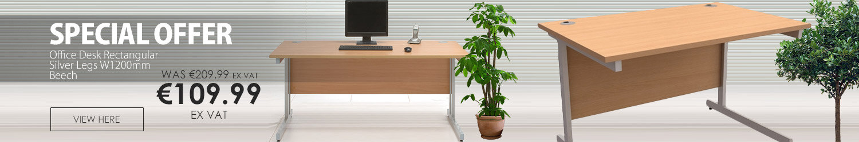 Budget Office Desk