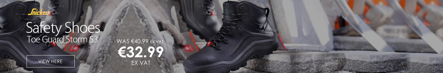 Toe Guard Storm S3 Safety Shoes