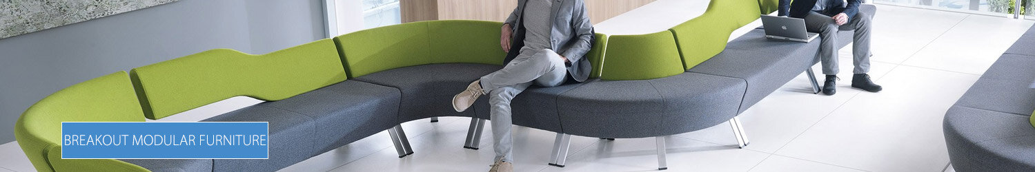 Breakout Area Modular Furniture