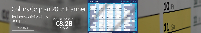 Collins Colplan Year 2018 Planner CWC9