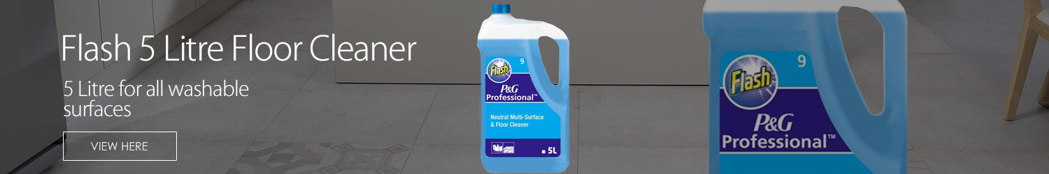 Flash Floor Cleaner All Washable Surfaces 5 Litres