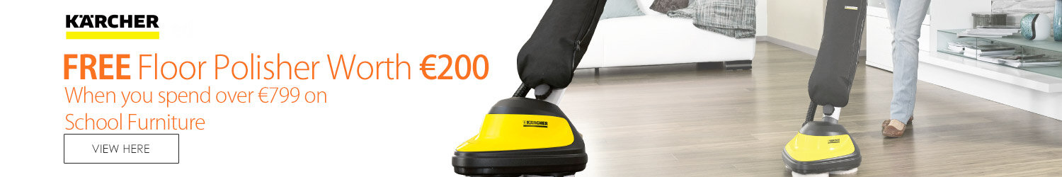 Free Karcher Floor Polisher Worth 200 euros