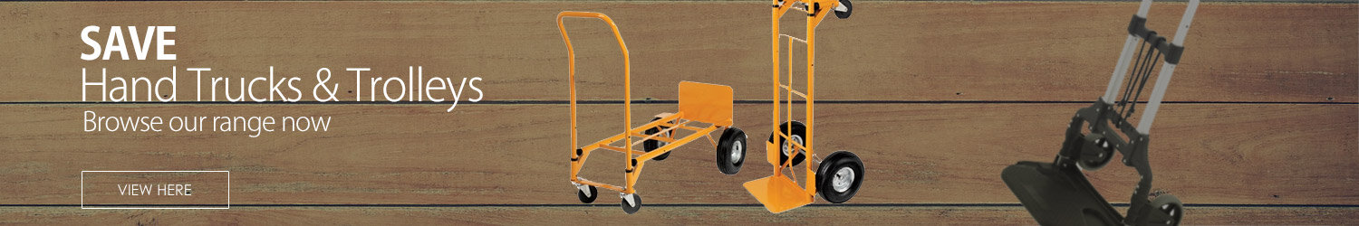 Hand Trucks and Trolleys