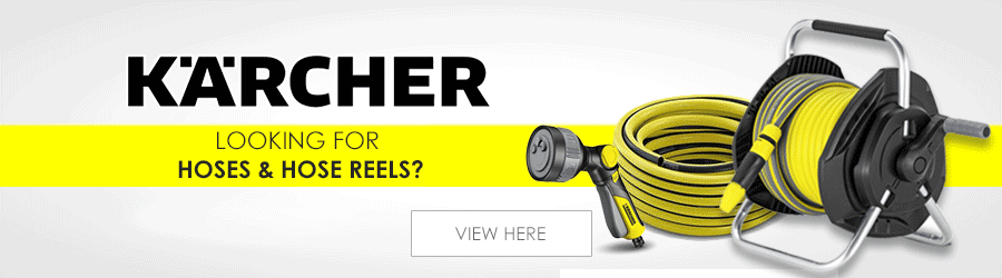 All Karcher Hoses & Hose Reels