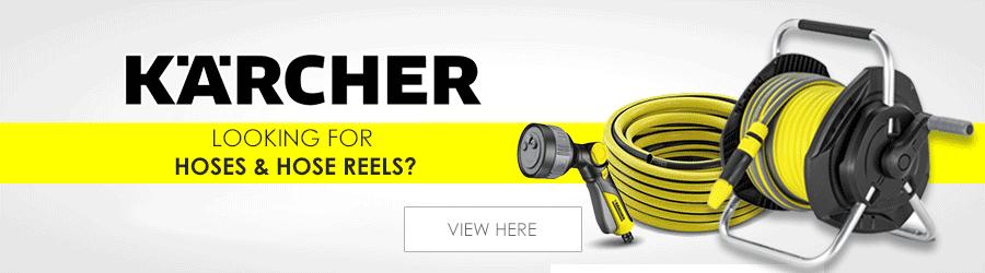 All Karcher Hoses & Hose Reels