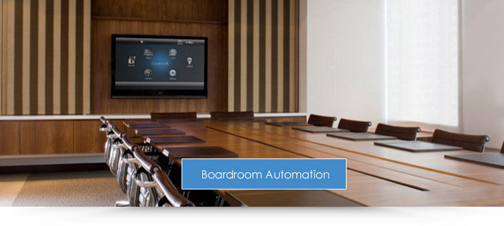 Boardroom Automation Systems