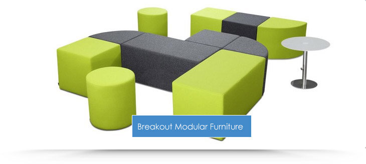 Breakout Area Modular Furniture