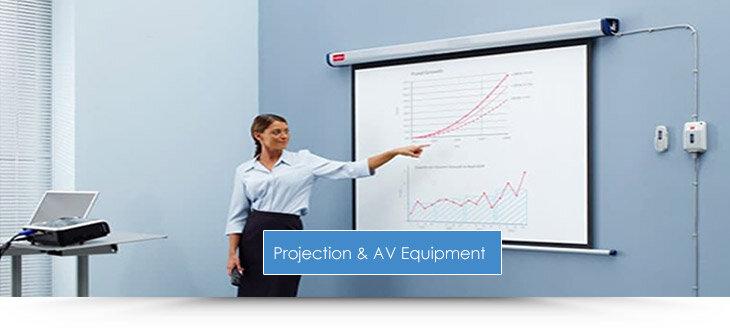 Projection Equipment & AV Solutions