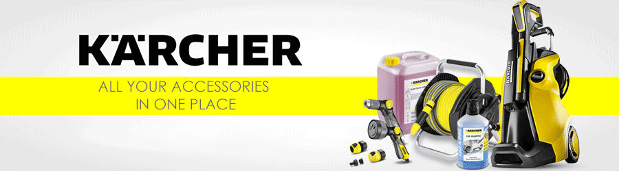 Karcher Pressure Washers & Accessories