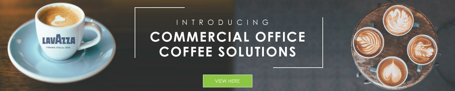Commercial Coffee Machines & Coffee Solutions