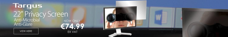 Targus Privacy Screen 22\\\\\\\