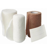 First Aid Bandages & Tape Adhesive