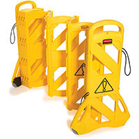 Expandable Safety Barriers