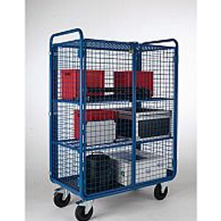 Security Shelf Carts