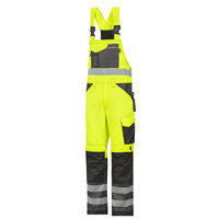 Snickers Hi Vis Overall Trousers