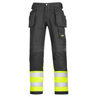 Snickers Hi Vis Trousers