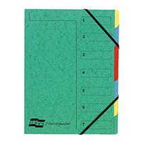 A4 Tabbed Folders