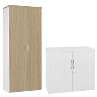 Arista Home Office Storage: Cupboards