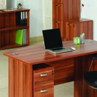 Avior Executive Office Furniture Range - Cherry