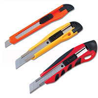 Box Cutters, Utility Knives & Blades