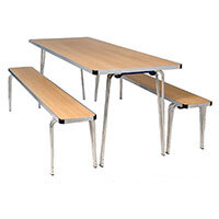Canteen Bench Seating