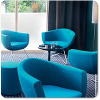 Canteen & Breakout Area Soft Furnishings