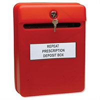 Suggestion Boxes & Mail Boxes