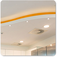 Ceiling Installation Projects