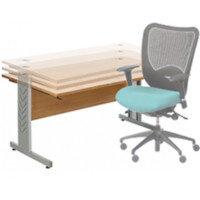 Sit Only Height Adjustable Desks