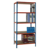 Simonclick Standard Duty Boltless Chipboard Shelving