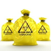 Clinical Waste Bin Bags