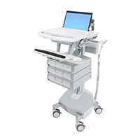 Laptop & Monitor Trolleys