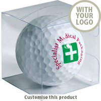 Custom Branded Promotional Golf Balls