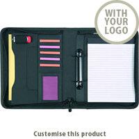 Custom Branded Promotional Conference Folders