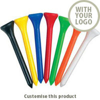 Custom Branded Promotional Golf Tees