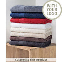 Custom Branded Promotional Towels