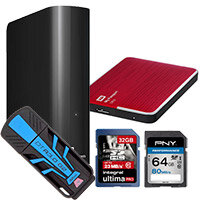 Memory & Storage Devices
