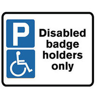DDA Compliant Signs