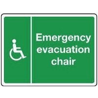 Disability Fire Exit Signs