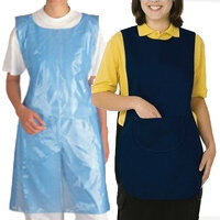Disposable Aprons & Tabard Vests
