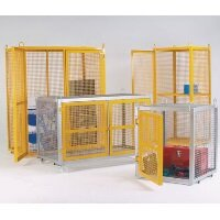 Drum & Gas Cylinder Storage Units