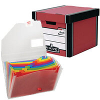 Filing Storage Boxes