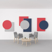 Fluffo ART Large Format Acoustic Wall Panels