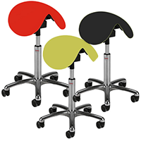 CARELINE Saddle Stools