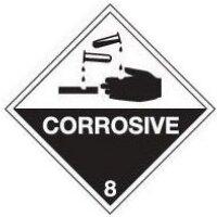 Hazardous Substance Sign Labels